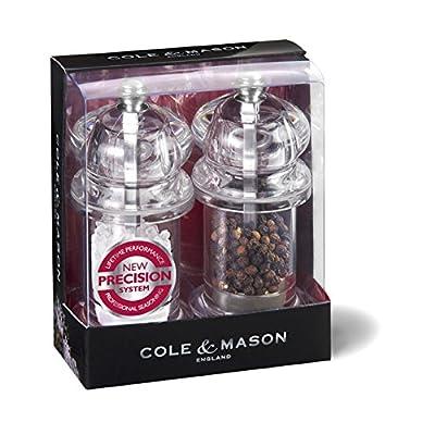 Cole & Mason Precision 575 105 mm Acrylic Pepper Mill
