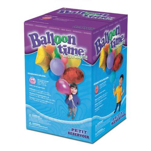 Bonbonne Hélium - Capacité 30 Ballons - Décoration Anniversaire