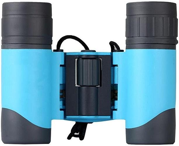 TTYY Jumelles 7x18 Petites jumelles compactes Puissant télescope pliant Visiter des événeHommests sportifs de football