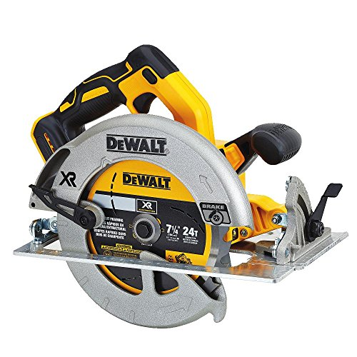 DEWALT 20V MAX 7-1/4-Inch Circular Saw with Brake, Tool Only...