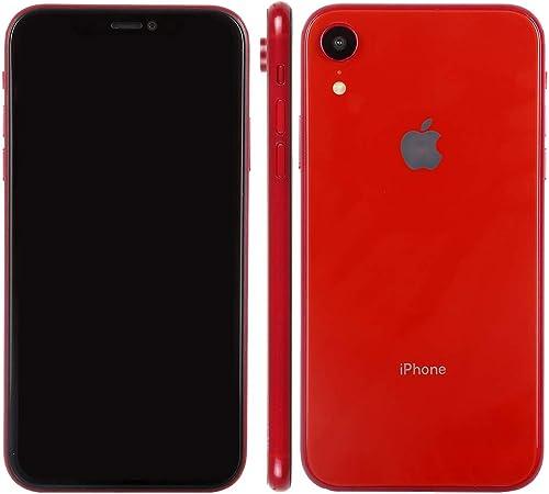 Apple iPhone XR, US Version, 64GB, Red - T-Mobile (Renewed)
