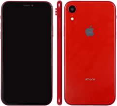 Apple iPhone XR, 64GB, Red - Fully Unlocked (Renewed)