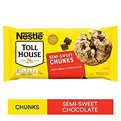 Nestle Toll House Semi-Sweet Chocolate Chunk Baking Morsels, 11.5 oz