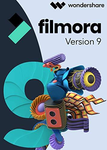 Filmora Video Editor 9 MAC - lifetime Vollversion (Product Keycard ohne Datenträger)