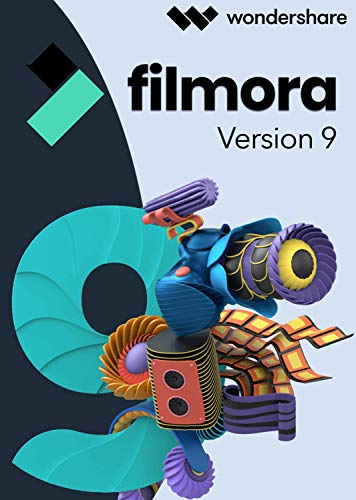 Filmora Video Editor 9 MAC - lifetime Vollversion (Product Keycard ohne Datenträger)