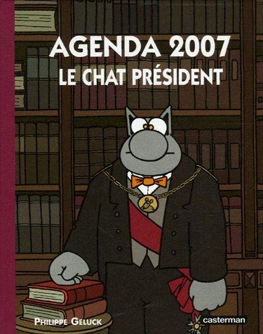 Agenda le Chat 2007