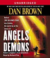 Angels & Demons CD (unabridged)