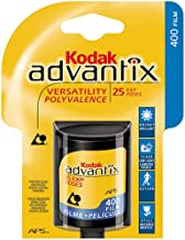 Kodak Advantix 400 Speed 25 Exposure APS Film