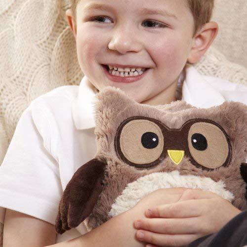 Warmies Light Brown Owl, 820 g