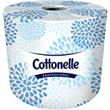 Cottonelle Professional Bulk Toilet Paper for Business (13135), Standard Toilet Paper Rolls, 2-PLY, White, 20 Rolls / Case, 451 Sheets / Roll