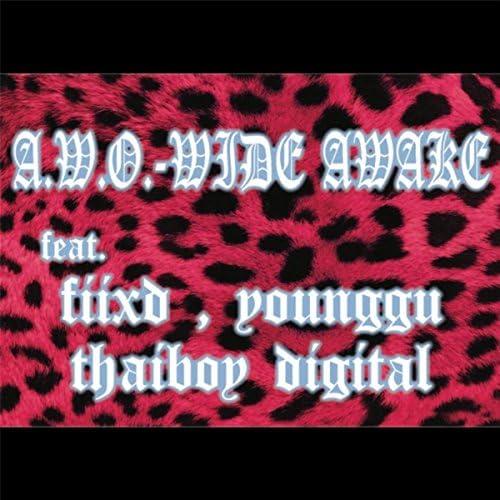 A.W.O. feat. Fiixd, Younggu & Thaiboy Digital