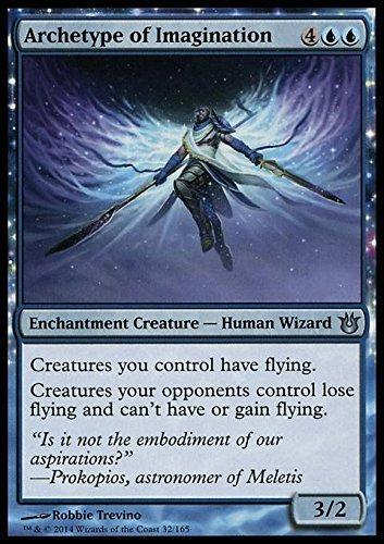 Magic The Gathering - Archetype of Imagination (32/165) - Born of The Gods