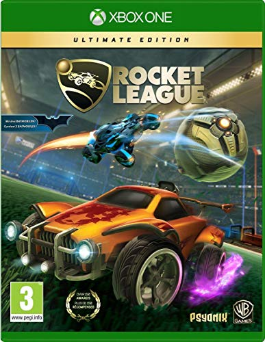 Rocket League Ultimate Edition (Xbox One) UK IMPORT