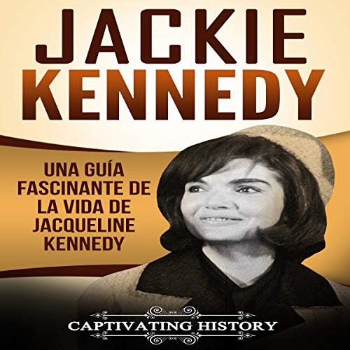 Jackie Kennedy audiobook cover art