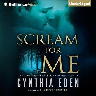 Scream for Me audiobook cover art