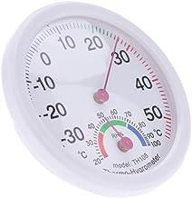 Mini Analógico Humedad Medidor de Temperatura Termómetros Higrómetro de Interior Ronda
