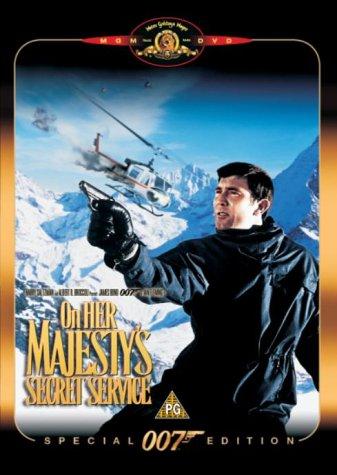 On Her Majesty's Secret Service (Special Edition) [DVD] [1969]