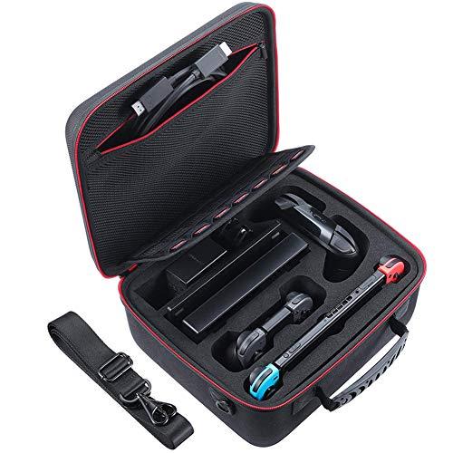 DZSF EVA Duro Bolsa Bolsa de Almacenamiento de Colores de Transporte Protectora portátil de la Caja del Juego Accesorios