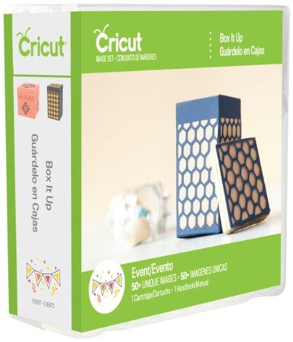 Cricut Box it Up Cartridge