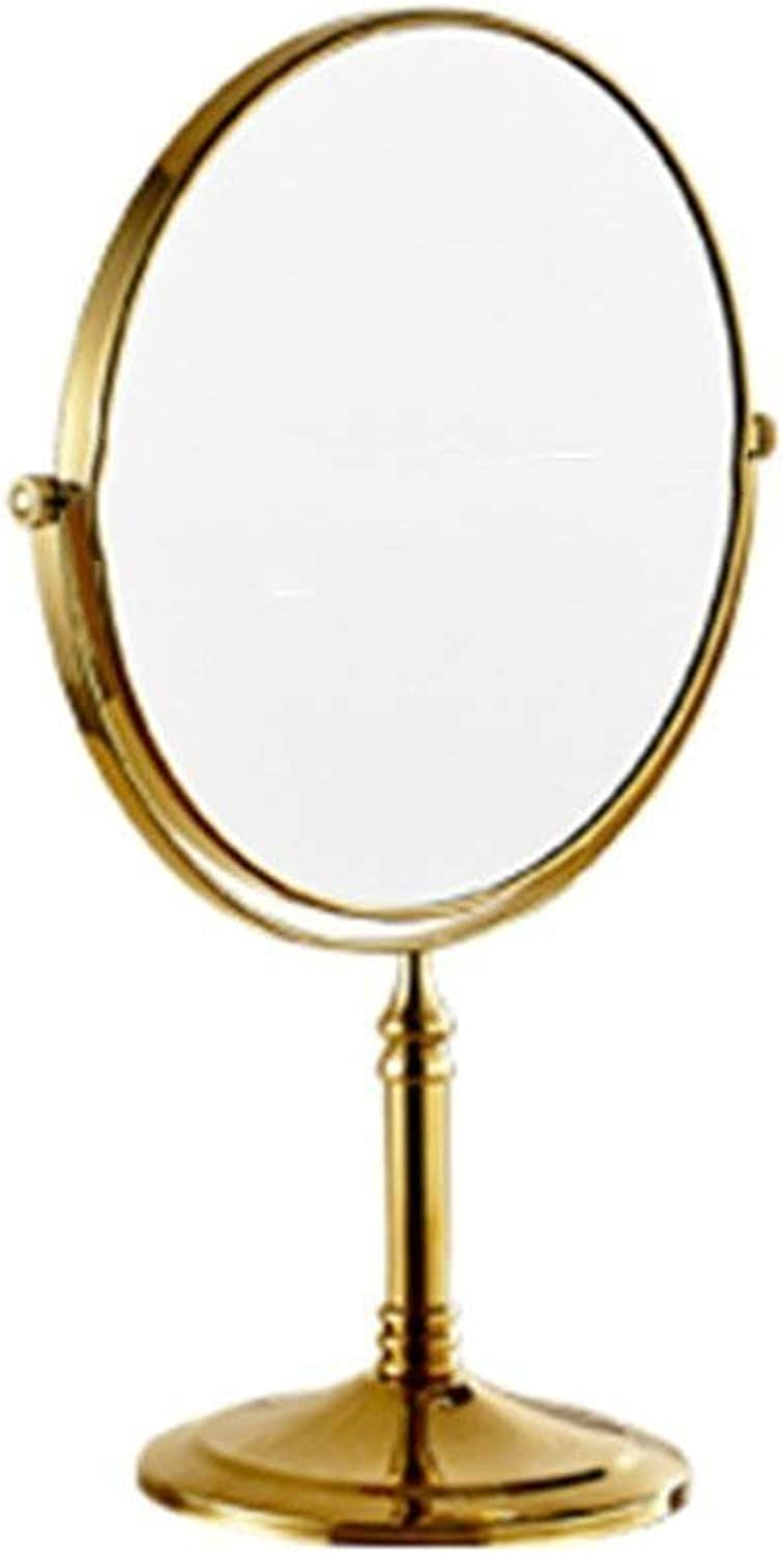 Mini Portable Dual face Mirror Mirror Mirror Mirror Mirror Toilet Bench Appropriate Wall of Folding Stretch to The Room and Bathroom (Size  440  100  300mm)