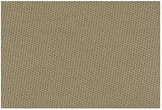 Flat Knit Headliner Repair Fabric Compatible with Various BMW Models-Savannah Beige-2 Yards Long