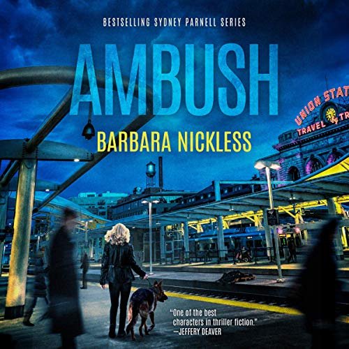 Ambush audiobook cover art