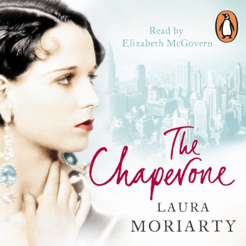The Chaperone audiobook cover art