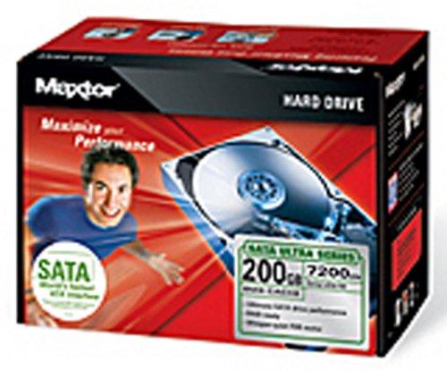 Maxtor Interne Festplatte (200 GB, SATA/150, 8 MB, 7.200 U/min)