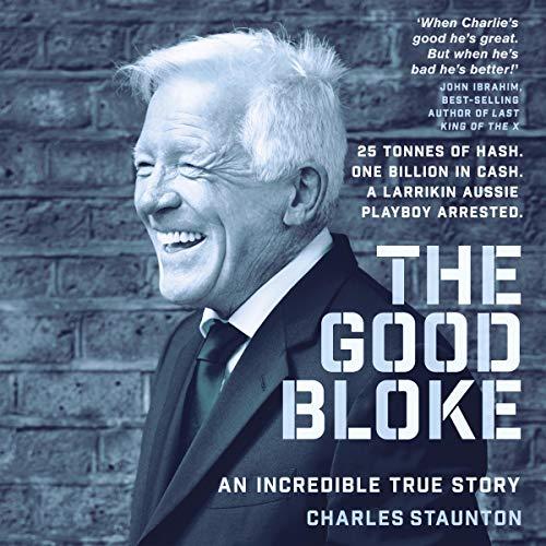 The Good Bloke cover art
