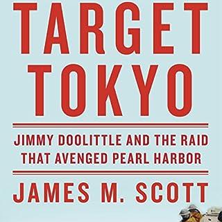 Target Tokyo cover art