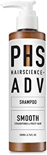 PHS HAIRSCIENCE ADV Smooth Shampoo, 200 milliliters