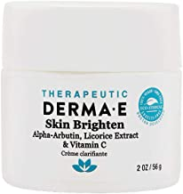 Best therapeutic derma e skin lighten Reviews
