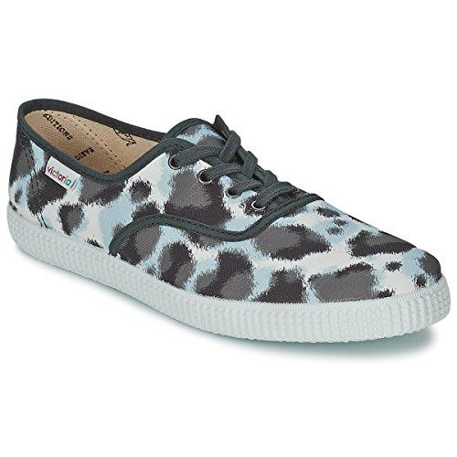 victoria 116710 - Zapatillas de lino Mujer, color, talla 38 EU
