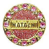 羽立(HATACHI) クリスタルマーカー BH6035 64 ピンク