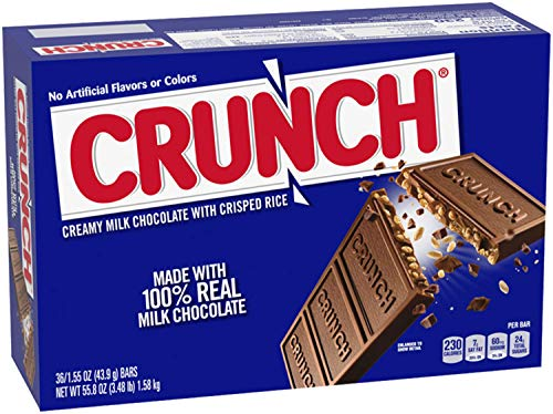 Top 10 dark chocolate nestle crunch for 2021