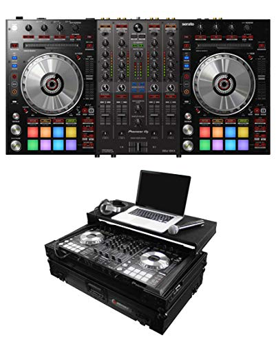 New Pioneer DJ DDJ-SX3 + Odyssey FZGSPIDDJSXBL Case Bundle Deal
