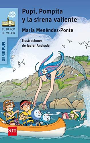 Pupi, Pompita y la sirena valiente (El Barco de Vapor Azul)