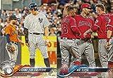 Topps Traded MLB Baseball Updates und Highlights Serie Komplettset Mint 300 Karten mit Stars und Rookie-Karten Aaron Richter, Mookie Betts, Ronald Acuna, Juan Soo, Shohei Otani und anderen -