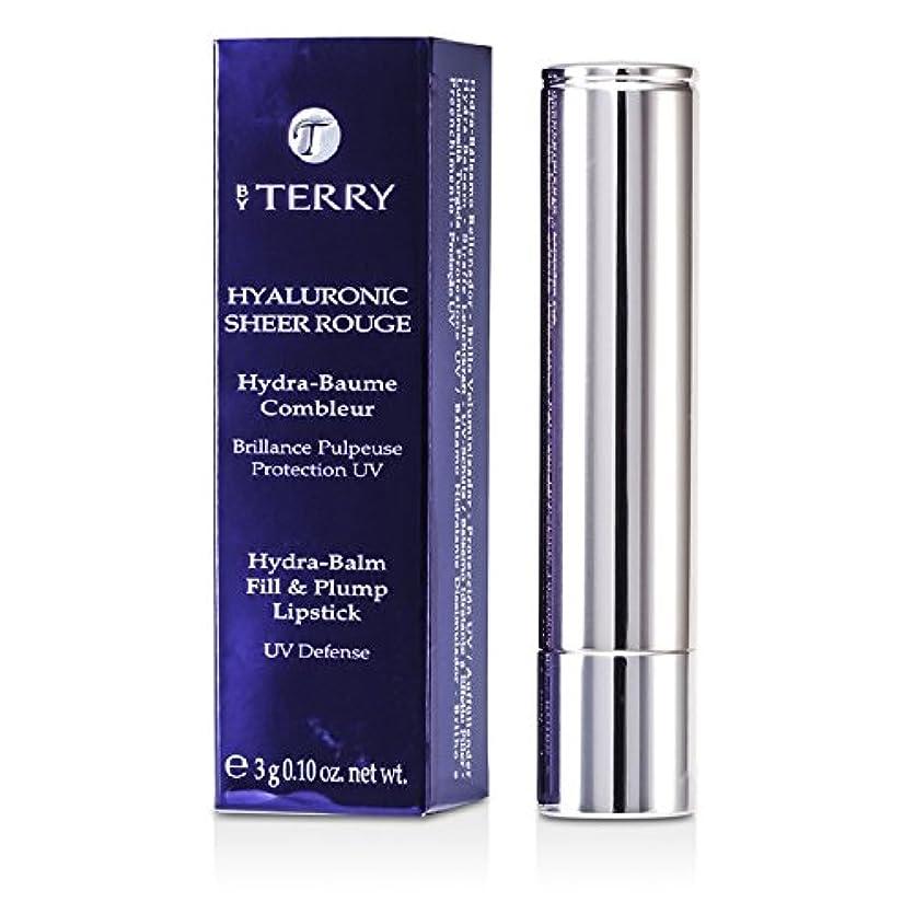 予報住居つまらないバイテリー Hyaluronic Sheer Rouge Hydra Balm Fill & Plump Lipstick (UV Defense) - # 11 Fatal Shot3g/0.1oz並行輸入品