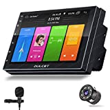 Best Double Din Stereos - Dulcet DC-216AT 240W Universal Fit Double Din 7 Review