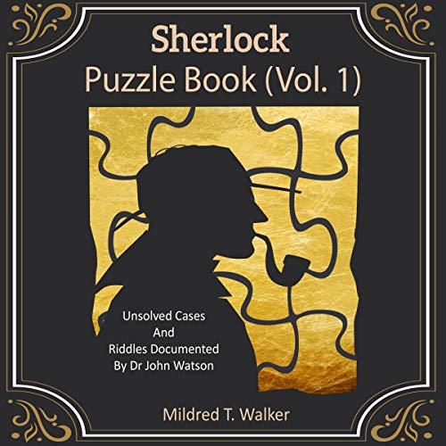 Sherlock Puzzle Book Audiobook By Mildred T. Walker cover art