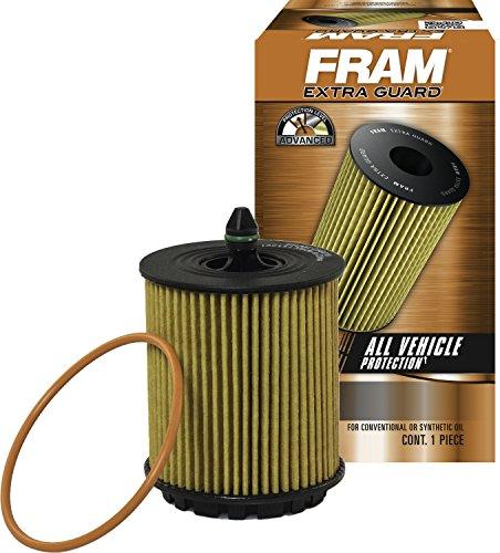 FRAM CH9018 Extra Guard Passenger Car Cartridge Oil Filter,black