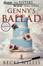 Genny's Ballad: The Sisters, Texas Mystery Series, Book 5