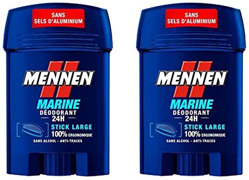 MENNEN Marine Deo 24 H 50 ml 2 Stück
