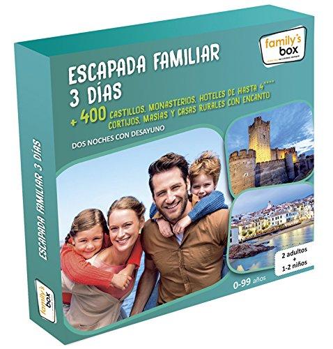 FAMILY'S BOX Caja Regalo Escapada Familiar 3 días