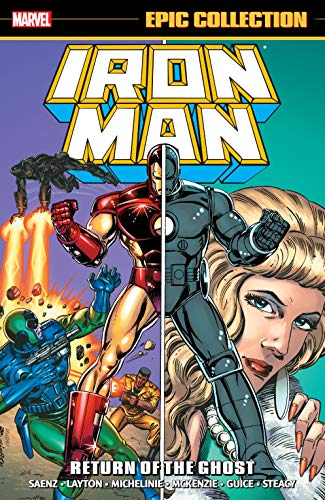 Iron Man Epic Collection: Return Of The Ghost (Iron Man (1968-1996)) (English Edition)