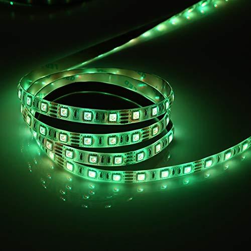 Retroiluminación LED para TV, Tira de LED RGB USB, Tiras de luz LED, Tiras de luz 5050 Tira de luz LED RGB Tira de luz LED para TV Iluminación de Fondo para Sala(Waterproof)