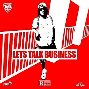 Let's Talk Business