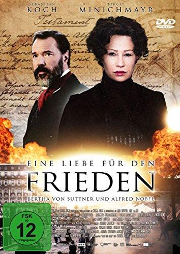 Eine Liebe für den Frieden - Bertha von Suttner und Alfred Nobel [Alemania] [DVD]