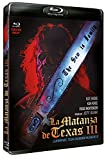 La Matanza de Texas III BD 1990 Leatherface: Texas Chainsaw Massacre III (Texas Chainsaw Massacre 3) [Blu-ray]